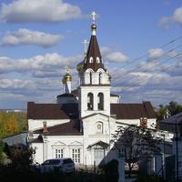 Н. Новгород - Церковь Илии Пророка