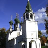 Н. Новгород - Успенская церковь (1672 г)