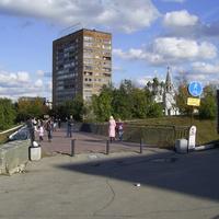 Переход на Набережной Федоровского