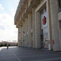 Правительственное здание администрации города и области
