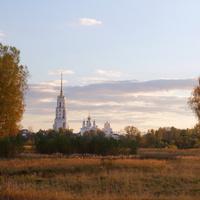 Воскресенский собор со стороны Юрчакова.