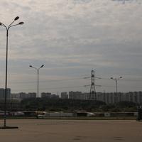 Ленинский район, вид на Бутово