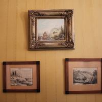 "Музей-заповедник ""Тарханы"". Бывший барский дом."