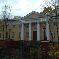 Площадь Ленина. Здание Национального музея Карелии.