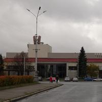 Проспект Карла Маркса. Национальный театр Карелии.