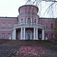 Улица Еремеева. Дворец бракосочетания.