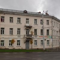 Улица Пушкинская, 1