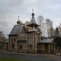 Церковь Святого Александра Свирского