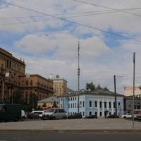 Таганская площадь, городская усадьба В. Ф. Колесникова – Саргиных – М. Е. Шапатиной