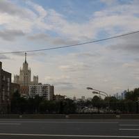 Таганка, река Москва