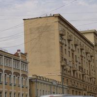 Земляной Вал улица