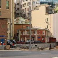 Садовая-Спасская улица