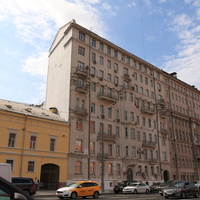 Представительство мэрии города Еревана в Москве