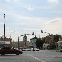 Улица Сретенка, Свято-Троицкая церковь