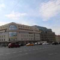 Малая  Сухаревская площадь, Садовая-Сухаревская улица