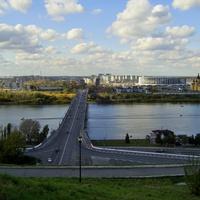 Н. Новгород - Канавинский мост