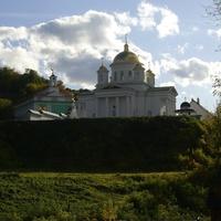 Алексеевская церковь Благовещенского монастыря