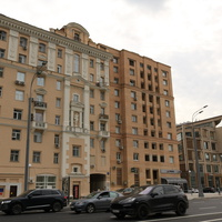 Садовая-Каретная улица
