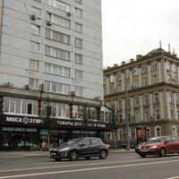 Магазин Мосхозторг, Воротниковский переулок