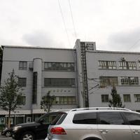 Здание Военного университета Министерства обороны РФ