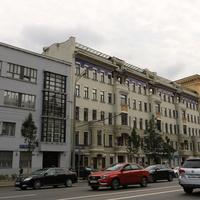 Доходный дом И. Д. Пигита (Булгаковский дом)