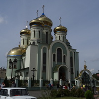 Свято Кирило-Мефодиевский кафедральный собор