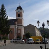 Католическая церковь. Костел святой Анны