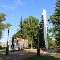 Памятник воинам-односельчанам погибшим в годы Великой Отечественной войны