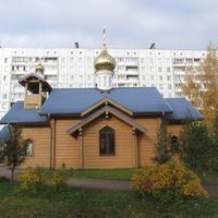 Церковь Николая Чудотворца на Долгоозерной