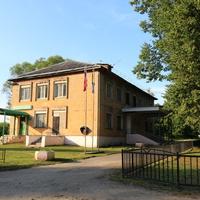 Почта, администрация посёлка Мишеронский