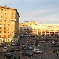 Город в границах между садовым и третьим транспортным кольцом