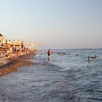 Свирский пляж