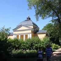 Лермонтово. Церковь Марии Египетской.