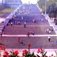 Потёмкинская лестница, 1971 год.