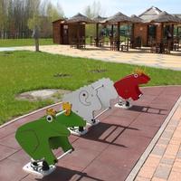Белгород. Зоопарк.