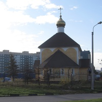 """Церковь иконы Божией Матери """"Взыскание погибших""""."""