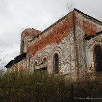 Церковь Михаила Архангела в Смолино