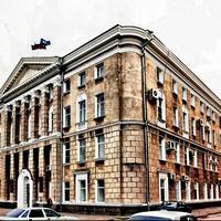 Здание администрации г. Кропоткина и Кавказского района