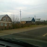 Дома в деревне Лисавы