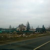 Дом в деревне Тириброво