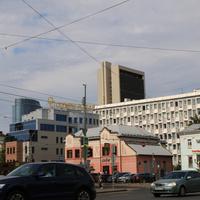 Торгово-офисный центр Olympic Plaza 2
