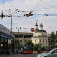 Святителя Филиппа, митрополита Московского церковь