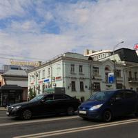 Дом П. П. Золотарёва