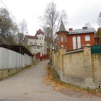 Подгорная улица, поселок Парголово