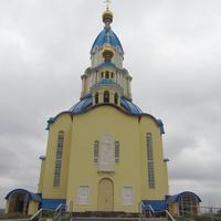 Храм Благовещения Пресвятой Богородицы, другой ракурс