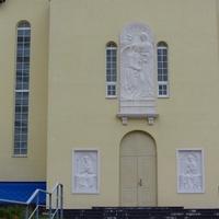 Храм Благовещения Пресвятой Богородицы, фрагмент