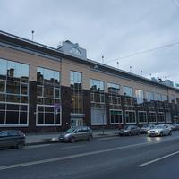 На улице Звенигородской.