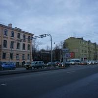 Улица Звенигородская.