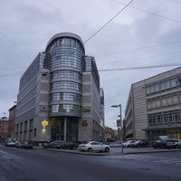 Улица Боровая 32.
