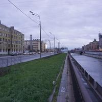 Набережная Обводного канала.